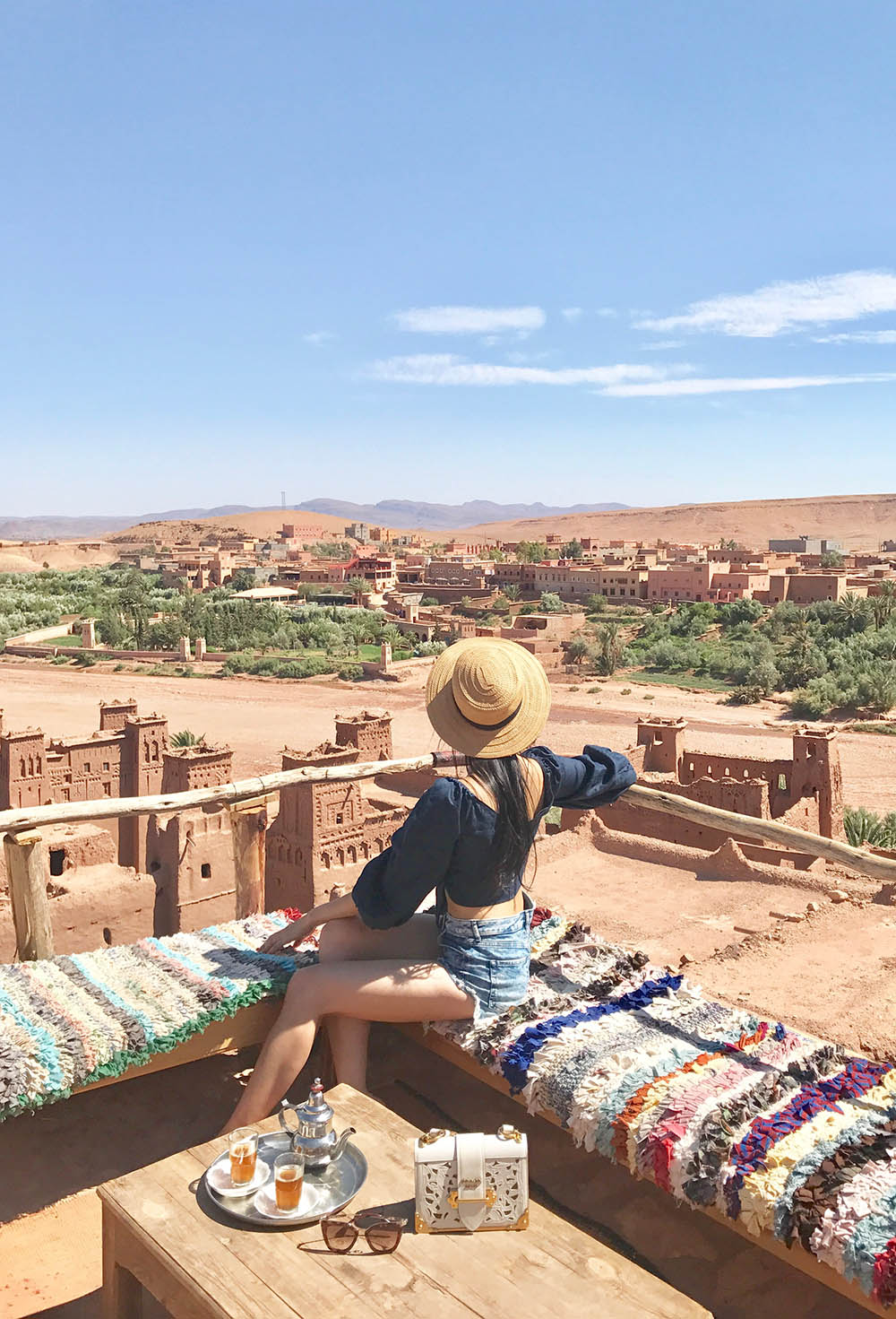 Tina Travels: Kahleesi Dreams at Ait Benhaddou, Set of Yunkai, Game of Thrones   Of Leather and Lace