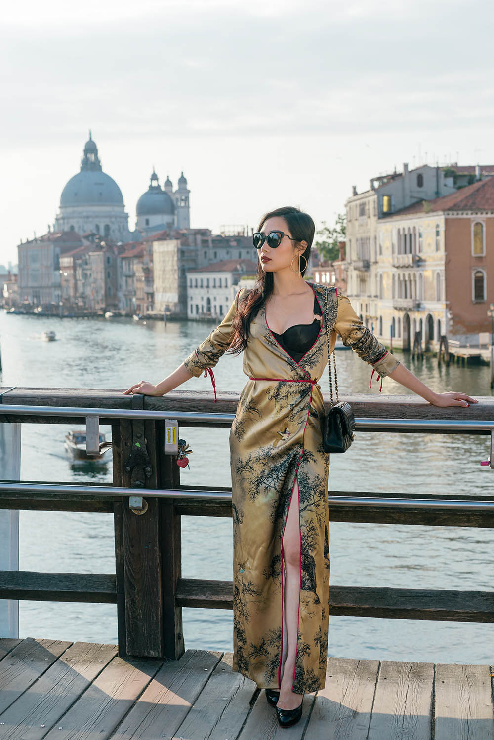 Brand Crush: Attico - Modern Robes With Nostalgic Taste | Venice, Italy | Of Leather and Lace