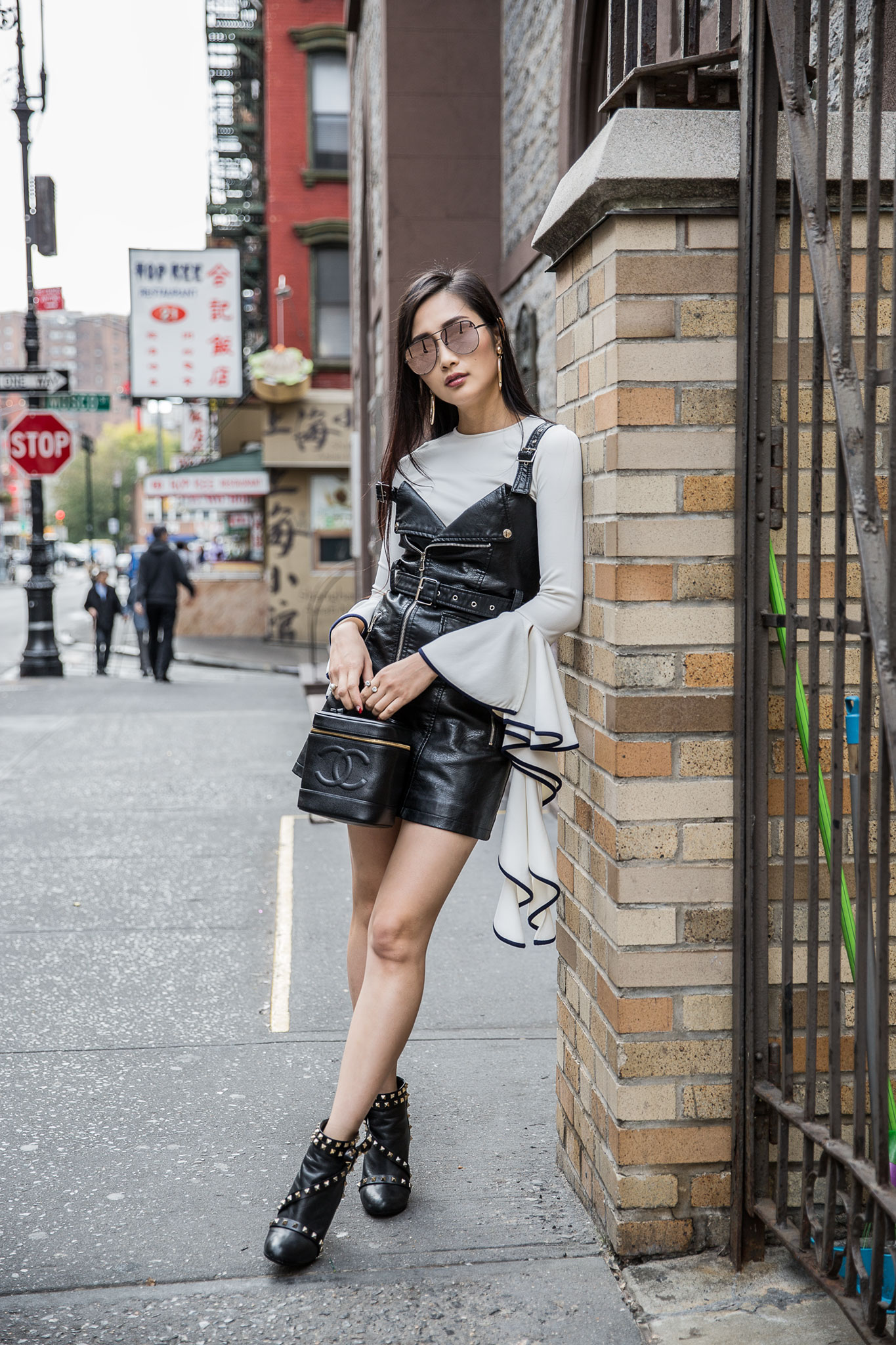 How To Layer Your Favorite Summer Pieces In The Fall Of
